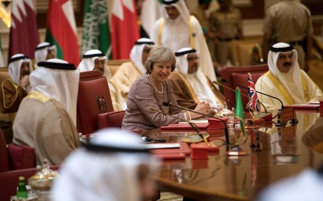Britain Offers to Help to Wean Saudi Economy Off Oil Dependency