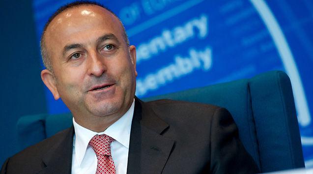 Turkish FM confers with Iranian President