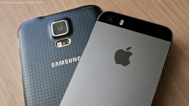 Samsung trips on quality control in rush to pip Apple