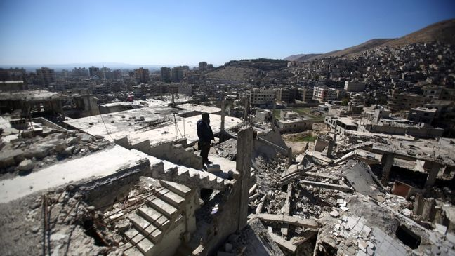 Syria truce largely holds as aid preparations begin