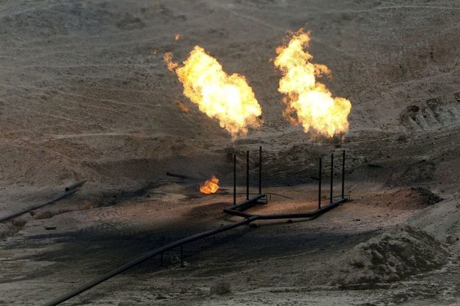 Pergas Drafting Proposal for 2 Khuzestan Oilfields