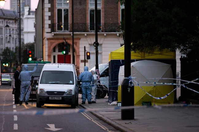 U.S. woman killed in London knife attack, no evidence of terrorism link say police