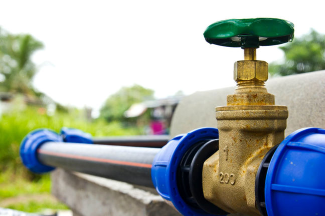 Need to Renovate 30% of Water Infrastructure