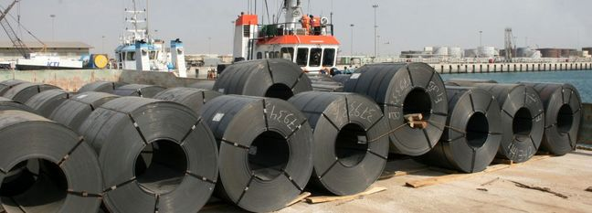 Iran Steel Exports Exceed 1m Tons