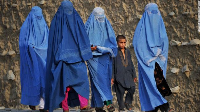 Afghan Women See Little Gains 15 Years After Taliban's Ouster