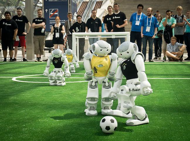 Iran Robotics Team Heads to Japan