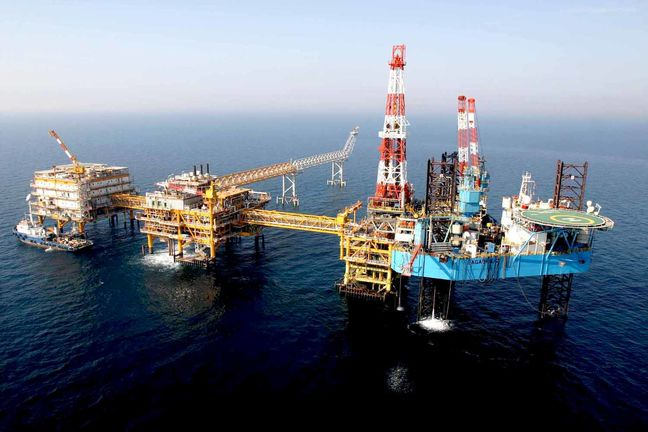 Iran endeavoring to keep up gas output from joint field with Qatar