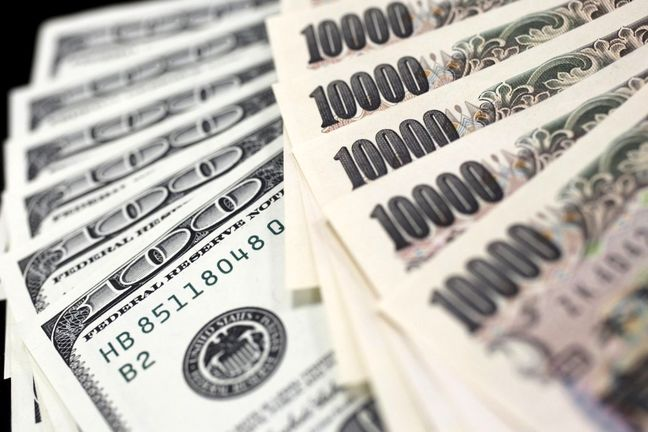 Japan shares hit six-month top, U.S. dollar in demand